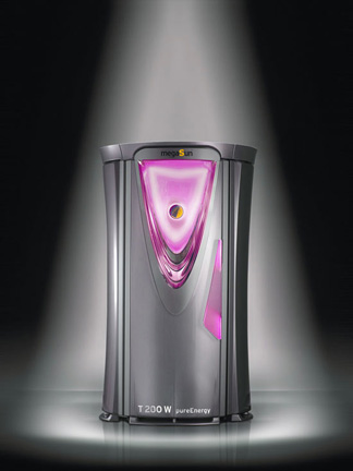 Солярий MegaSun Tower T200 pureEnergy